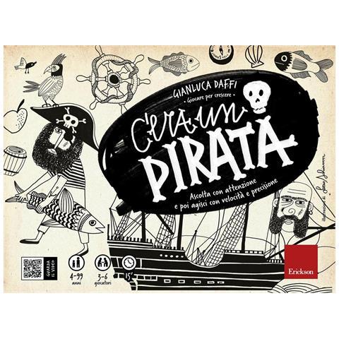 Erickson Gioco analogico C'era un Pirata