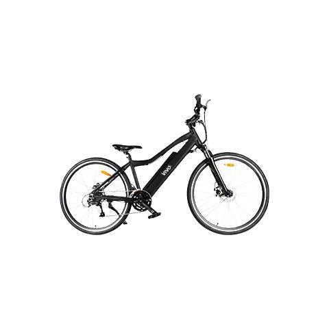 Vivo Bike Bicicletta City Bike Vivo VC26H 7 Velocità Shimano Colore Nero