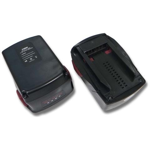 2x Li-ioni Batterie 4000mah (21.6v) Per Apparecchi Sd 5000-a22, Sf 22-a, Sfc 22-a, Sfh 22-...
