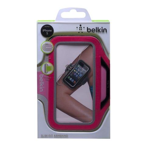 BELKIN F8W299VFC01 Passive holder Rosa, Porpora supporto per personal communication