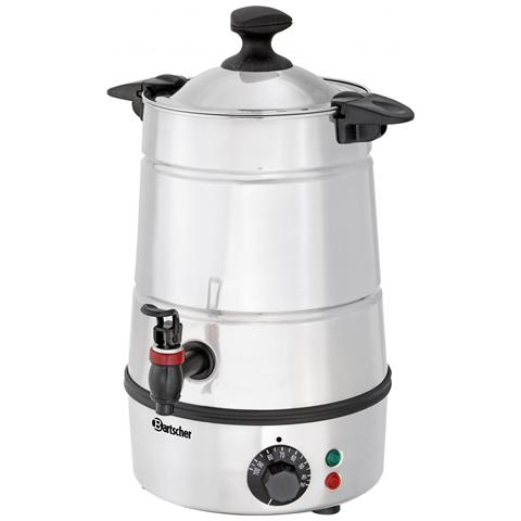 Dispenser erogatore elettrico bevande calde capacità 5 litri 200061