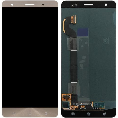 Image of Ricambio Lcd Display Schermo Screen Touch Nero Per Asus Zenfone 3 Deluxe Zs570kl