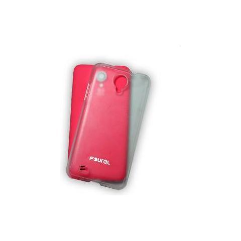 FOUREL Cover in Plastica per Smart F2 Colore Trasparente