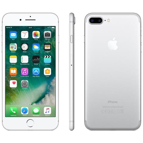 [Ricondizionato GOLD] iPhone 7 Plus 128 GB Argento.