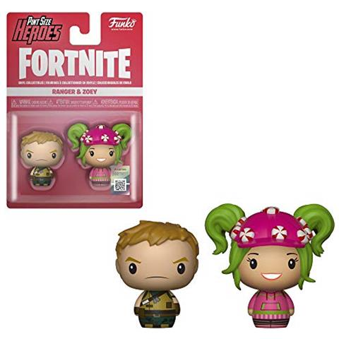 FUNKO Action Figure Funko Pint Size Heroes: Fortnite S1a - Ranger & Zoey