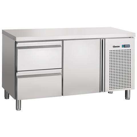 110802 Bancone refrigerato ventilato 1342 x 700 x 850 mm