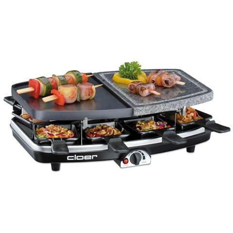 6435 Raclette Grill Potenza1200 Watt