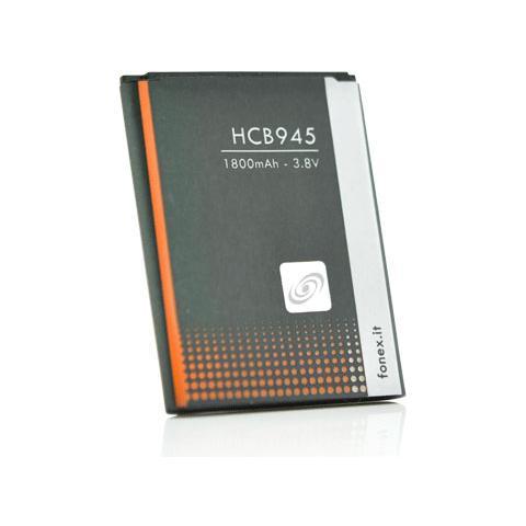 FONEX Batteria Li-Ion High Capacity 1800 mAh per Samsung i8260 / G3500