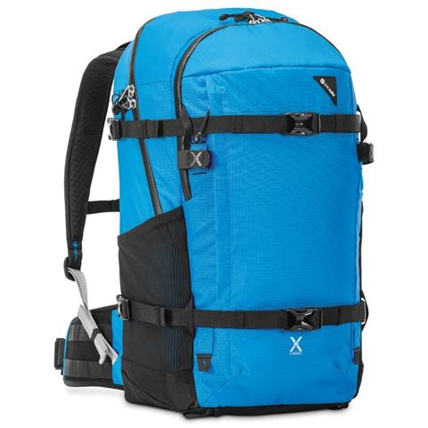 PACSAFE Zaino Notebook Venturesafe X40 Plus in Nylon Blu