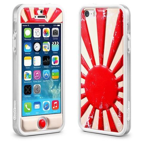 ID AMERICA Bumper Cushi Plus Japan per iPhone 5/5s