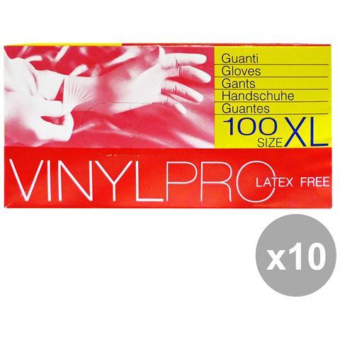 Vinyl-Pro Set 10 100 Vinile Xl Vinyl-pro Giardinaggio