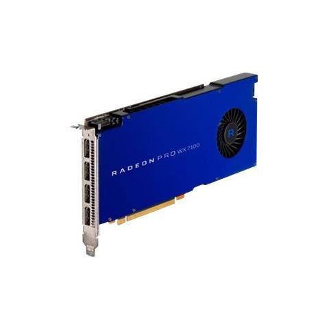 Image of AMD Radeon Pro WX 7100 8GB GDDR5 PCI Express / MiniDisplayPort