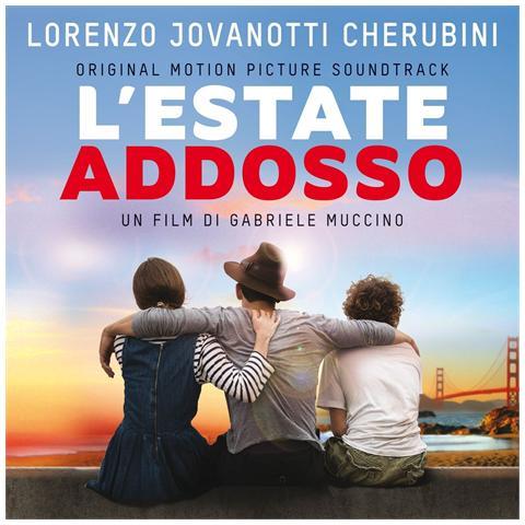 UNIVERSAL Jovanotti - L'Estate Addosso (O. S. T.)