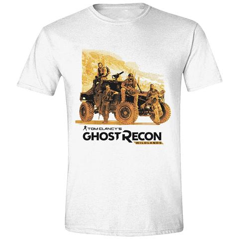 TimeCity Ghost Recon: Wildlands - Ghosts (T-Shirt Unisex Tg. S)