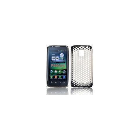 LG Custodia Lg P990 Optimus Dual Gel Tpu Black