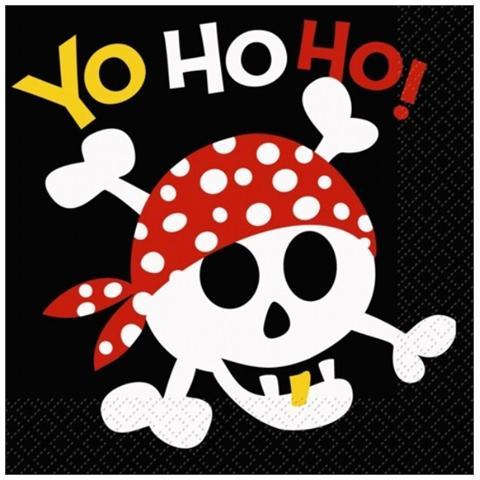 Tovaglioli Dei Pirati
