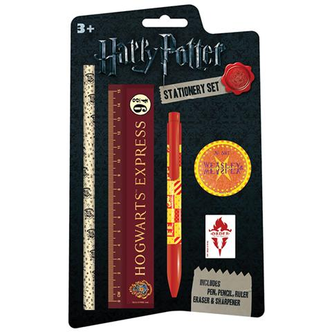 PYRAMID Harry Potter: First Year -Stationery Set- (Set Cancelleria)