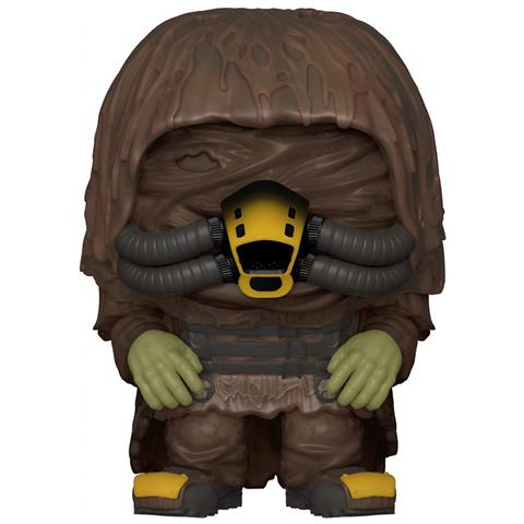 FUNKO Action Figure Funko Pop! Games: - Fallout 76 - Mole Miner