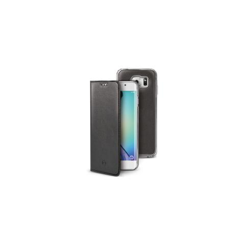 CELLY Buddy Case For Galaxy S6 Edge Bk