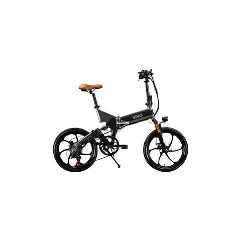 """Vivo Bike Bicicletta Fold Vivo VF20H Pieghevole 20"""" Telaio in Alluminio"""