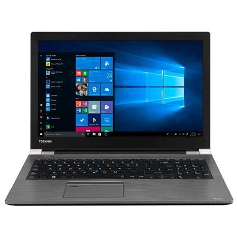 Image of Notebook Tecra Z50-E-15K Monitor 15,6'' Full HD Intel Core i7-8650U Ram 32 GB SSD 512 GB 1xUSB 3.1 4xUSB 3.0 Windows 10 Pro