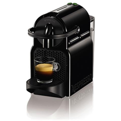 EN 80. B Inissia Macchina da Caffè Nespresso Serbatoio 0.8 Litri Potenza 1260 Watt Colore Nero
