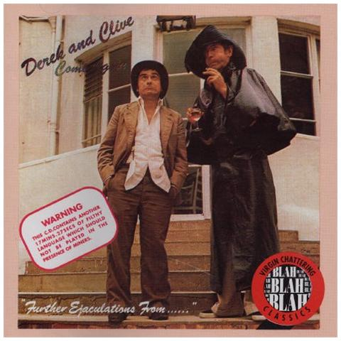 VIRGIN Derek & Clive - Come Again