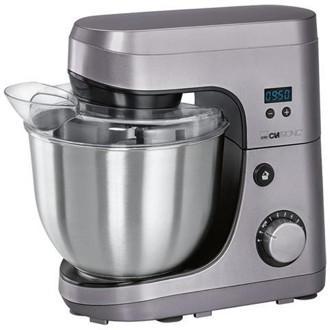 Mixer 600 W Titanio E Argento Km 3610