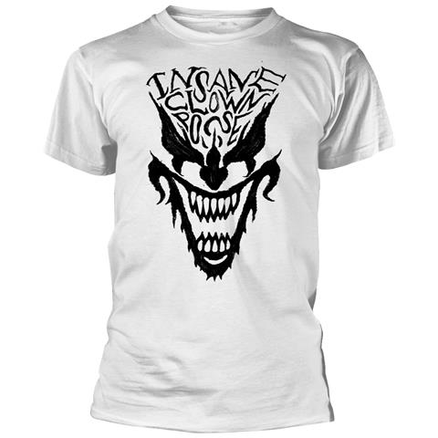 PHM Insane Clown Posse - Face (T-Shirt Unisex Tg. M)