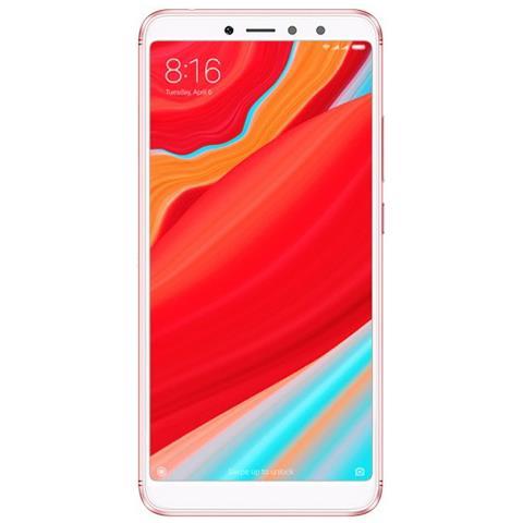 """XIAOMI Redmi S2 Rosa 32GB Dual Sim Display 5.99"""" HD+ 4G / LTE Slot Micro SD Fotocamera 12Mpx Android - Italia"""