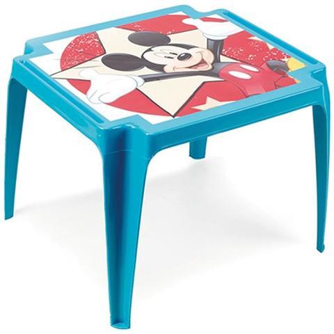 ipae-progarden Tavolo in Polipropilene Mickey Mouse- Linea Baby Disney