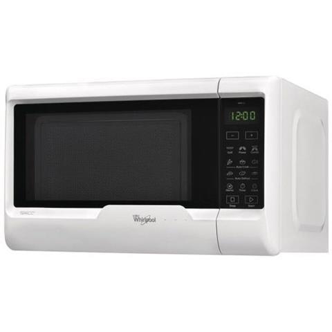 Forno Microonde + Grill MWD122WH Capacità 20 Litri Potenza 800 Watt Colore Bianco