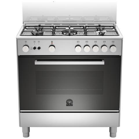 Bertazzoni la germania cucina a gas ftr805gevsxe serie futura 5 fuochi a gas forno a gas - Cucine bertazzoni la germania ...