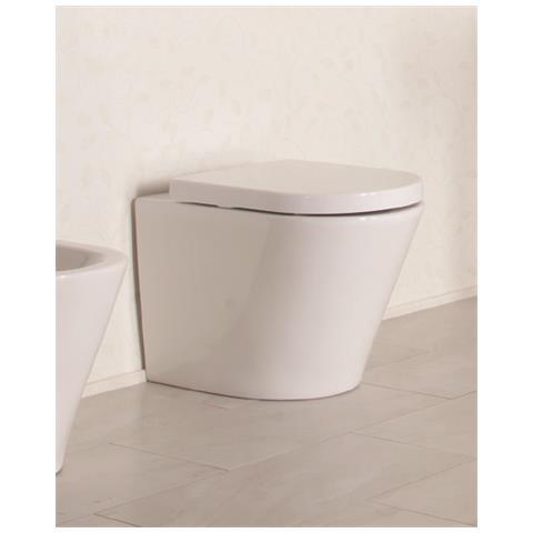 Marinelligroup sanitari bagno vaso wc arco filo muro in - Sanitari bagno filo muro ...