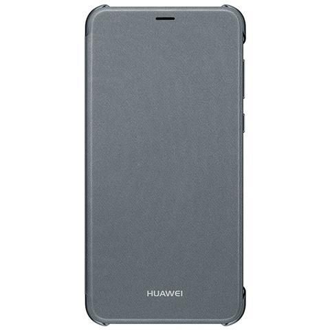 HUAWEI Flip Cover Custodia Book Huawei P Smart colore Nero