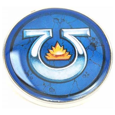 HALF MOON BAY Warhammer - Ultramarines (badge Smaltato)