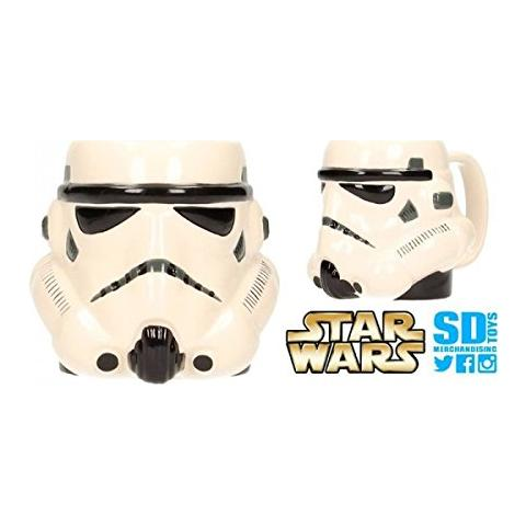 Tazza Star Wars 3d Mug Stormtrooper