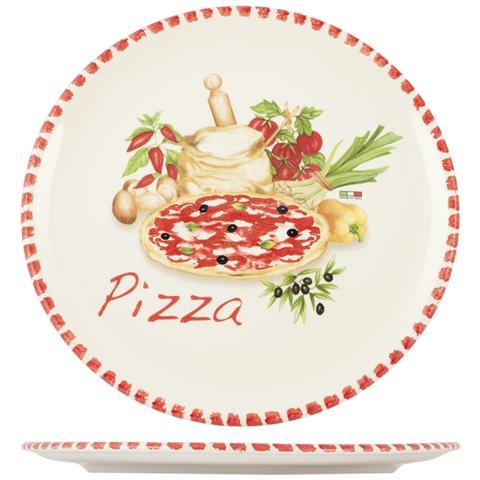 Piatto Pizza Ceramica Cm30 Piatti Da Tavola