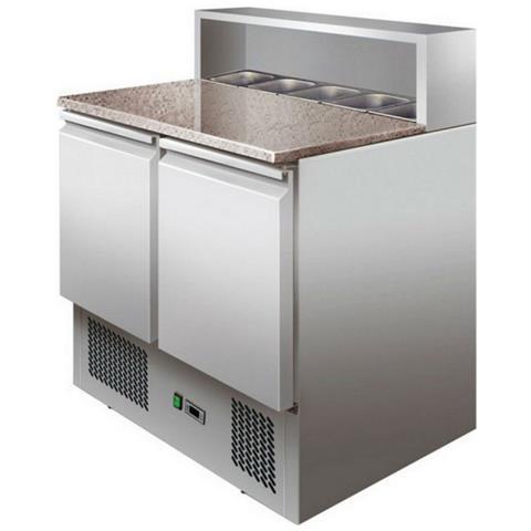 Banco Frigo Alimentare Afp / ps900 Tn In Acciaio Inox