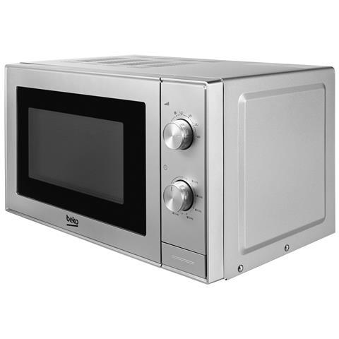 MGC20100S Forno Microonde Capacità 20 Litri Potenza 700 Watt Colore Argento