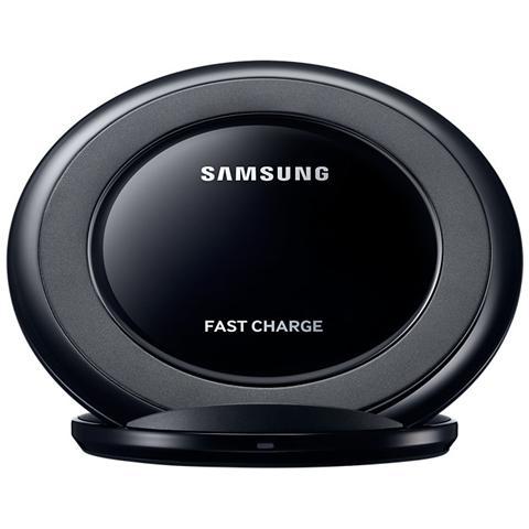 SAMSUNG Wireless Charger per Galaxy S7 / S7 Edge - Nero