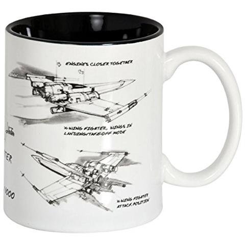 Tazza Star Wars Mug X Wing