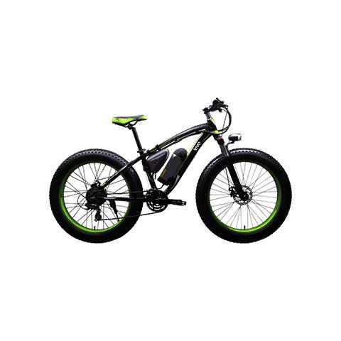 """Vivo Bike Bicicletta Fat Vivo VFA26H con Telaio in Alluminio e Ruote da 26"""""""