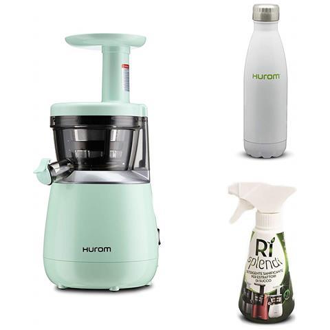 Estrattore Di Succo Verticale Hp - Verde + Detergente Mini + Bottiglia Termica Incluso Nel Prezzo – Recensioni e opinioni