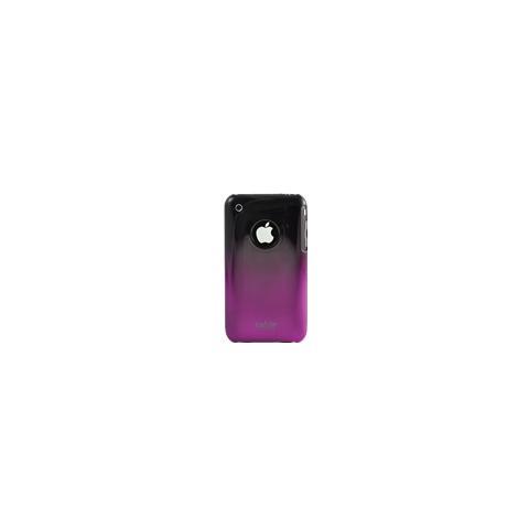 CABLE TECHNOLOGIES Cover posteriore PURPLE per iPhone 3GS