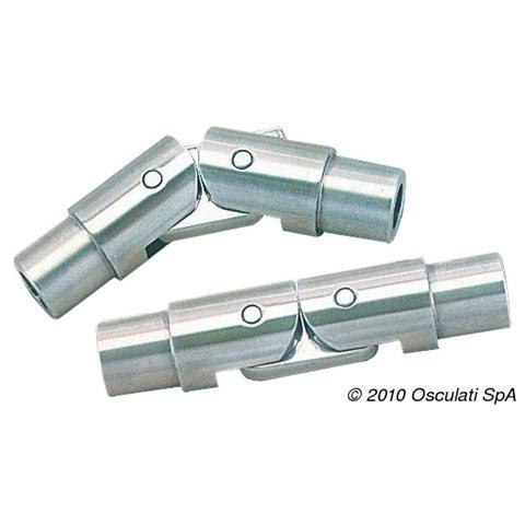 Cerniera per tubo 30x2 mm
