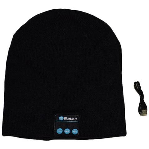 Bijoux Berretto Bluetooth Special Nero