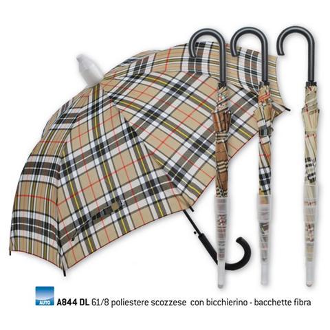MOIA Ombrello Donna Scozz. C / Bicch.