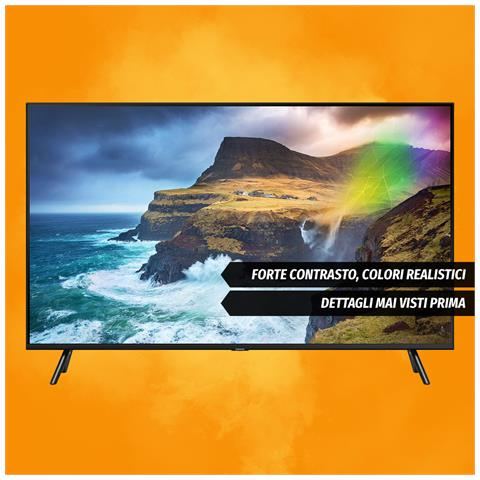 Image of TV QLED 49'' 4K Ultra HD QE49Q70RATXZT Smart TV