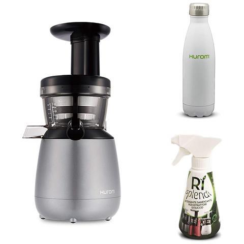 Estrattore Di Succo Verticale Hp - Grigio + Detergente Mini + Bottiglia Termica Incluso Nel Prezzo – Recensioni e opinioni